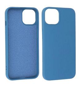 iPhone 13 Hoesje Fashion Backcover Telefoonhoesje Navy