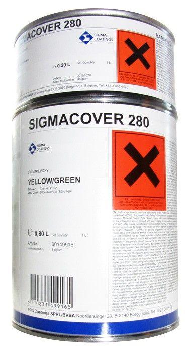 Sigmacover 280 epoxyprimer