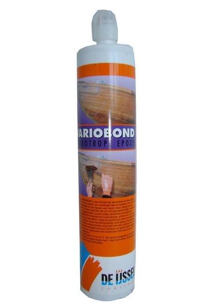 De ijssel Variobond 280ml kitkoker kleur: mahonie