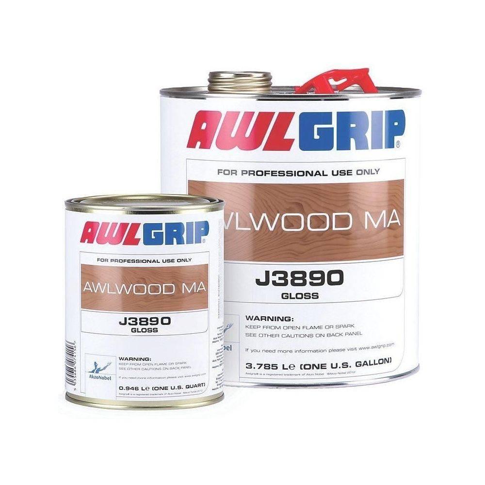 Awlgrip Awlwood clear J3890 Qrt