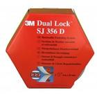 3M Dual lock zwart 25mmx5mtr VHBlijm