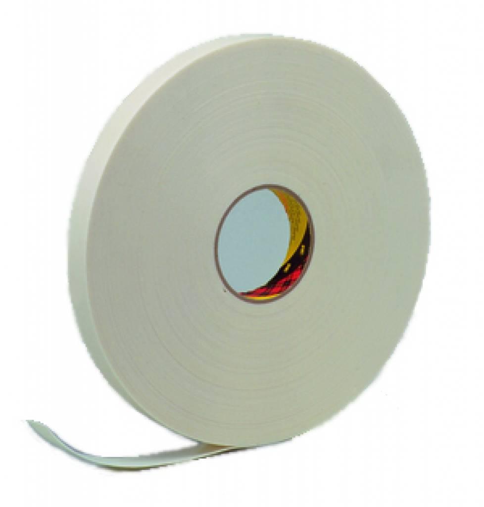 3M Dubbelzijdige foam tape 19mmx66mtr