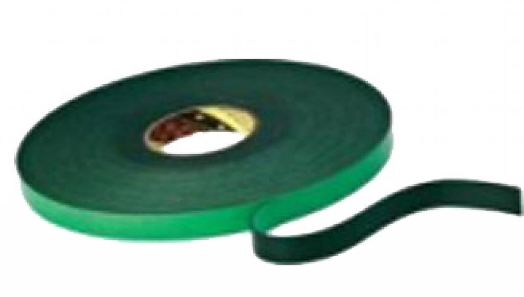 3M Dubbelzijdige tape met schuim 19mm