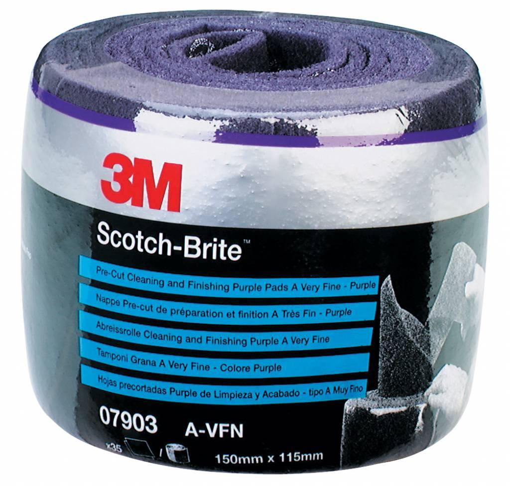 3M Scotch-Brite™  vel 15x11.5 35st op rol 07903
