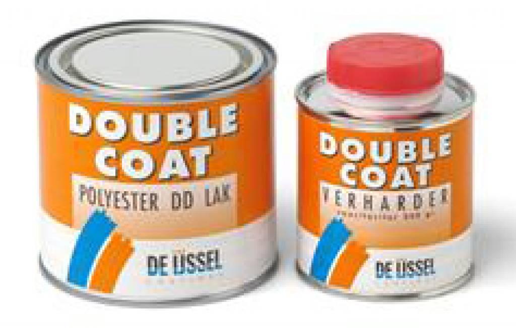De ijssel Double coat 500gr set glans standaard Kleur