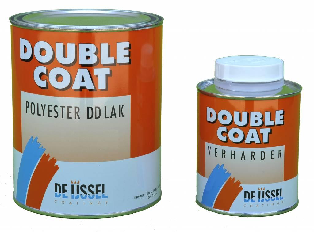 De ijssel Double coat set glans speciale kl: 1/7.5kg