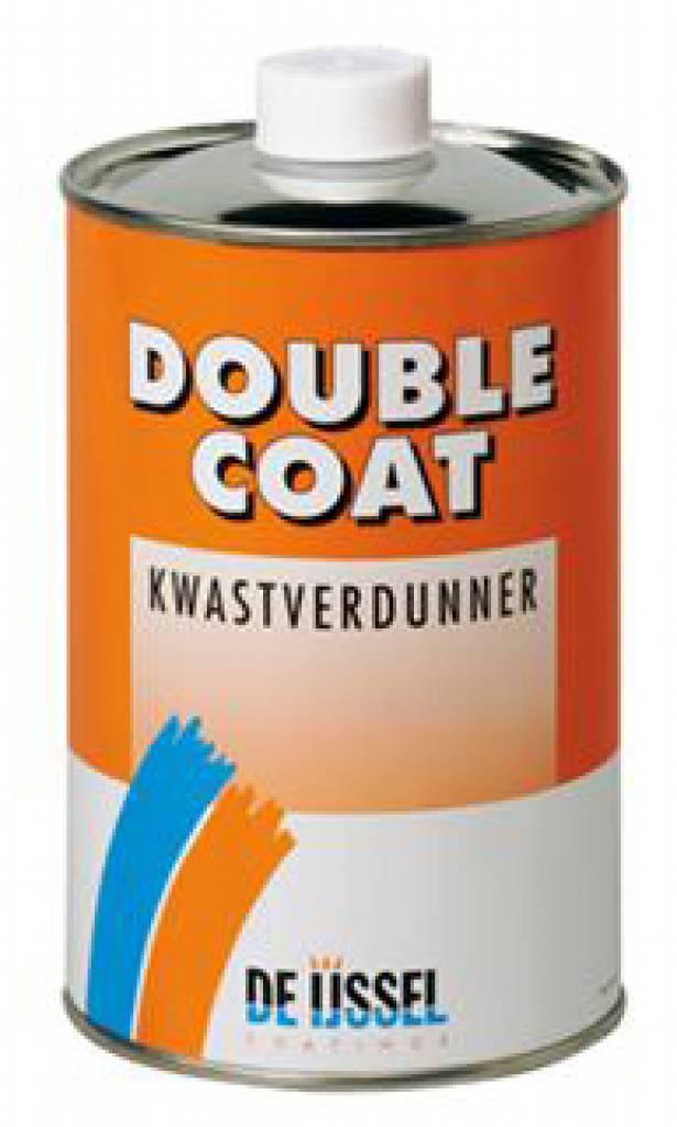 De ijssel Double coat kwast verdunning 0,5/1/5ltr