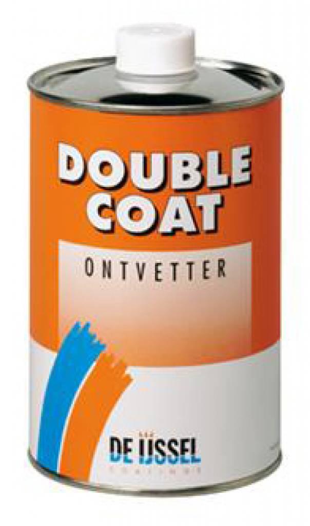 De ijssel Double coat ontvetter 1ltr / 5ltr