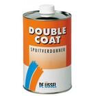 De ijssel Double coat spuitverdunner 1/5ltr