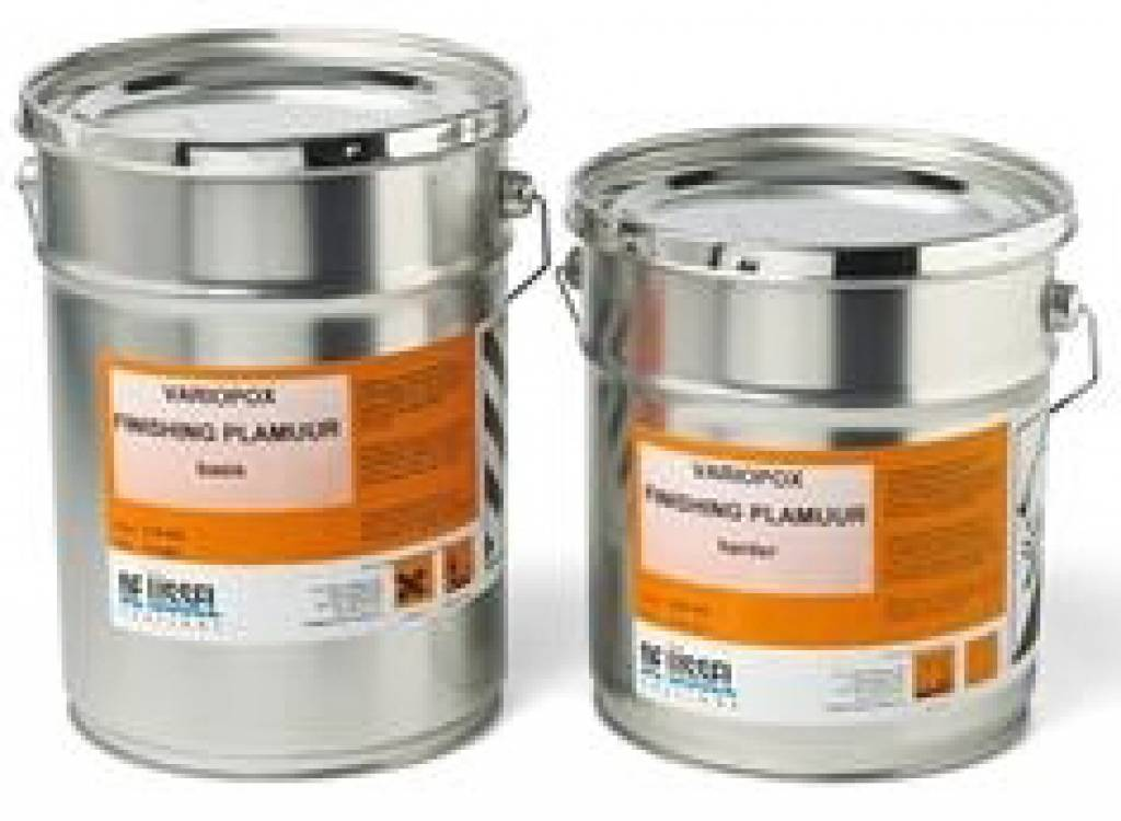 De ijssel Variopox epoxy finishing plamuur set 5kg