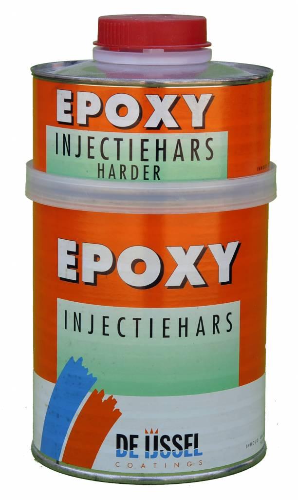 De ijssel De IJssel Variopox injectiehars 750gr/7,5kg