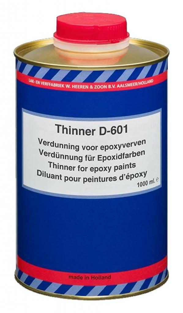 Epifanes D-601 Verdunning