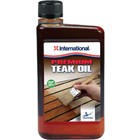 International Boatcare teak oil