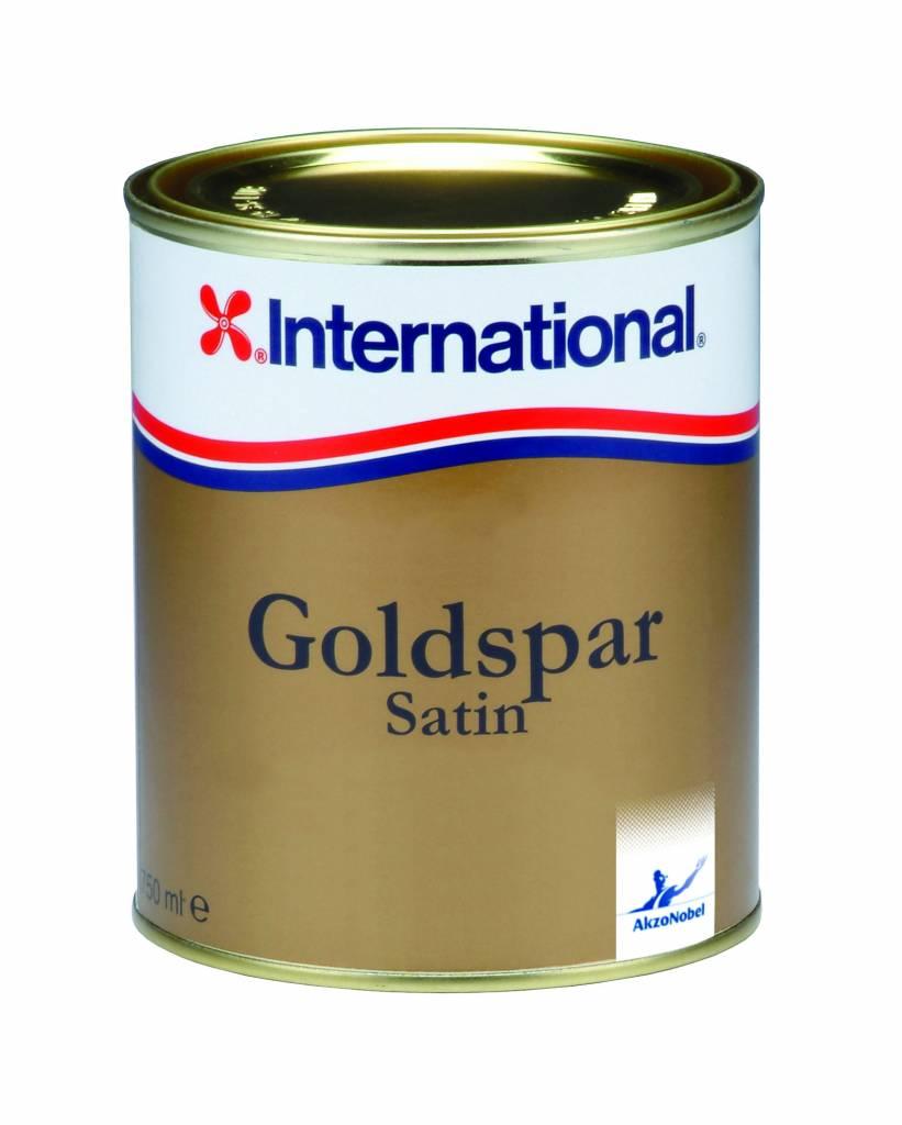 International Goldspar blank zijdeglans 750ml/2,5ltr