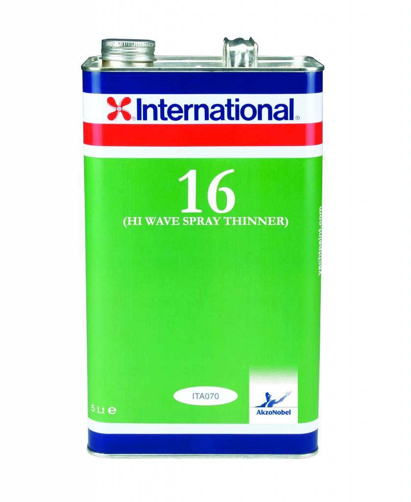 International Hi wave spray thinner nr16 5ltr