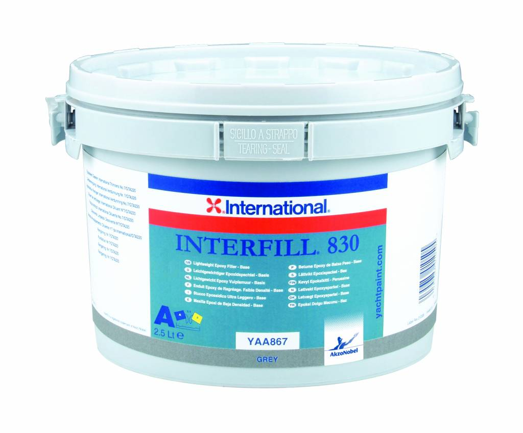 International Interfill 830 set 5ltr