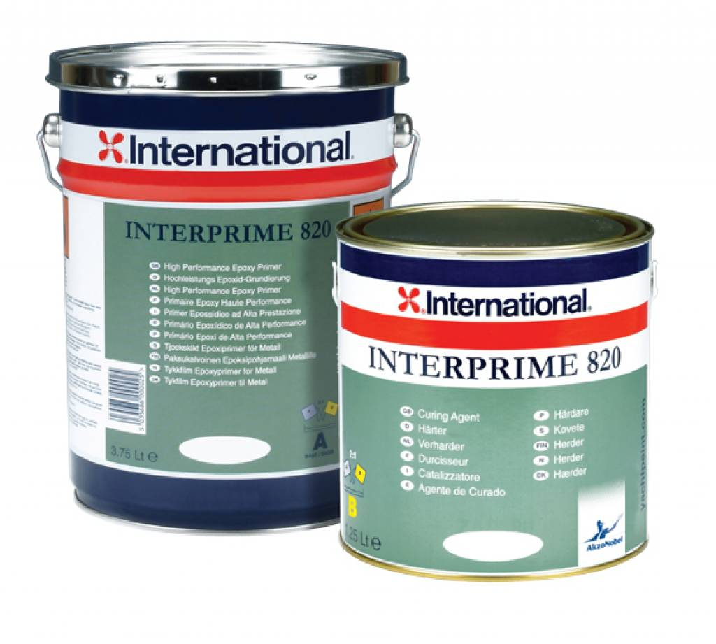 International Interprime 820 set 5ltr
