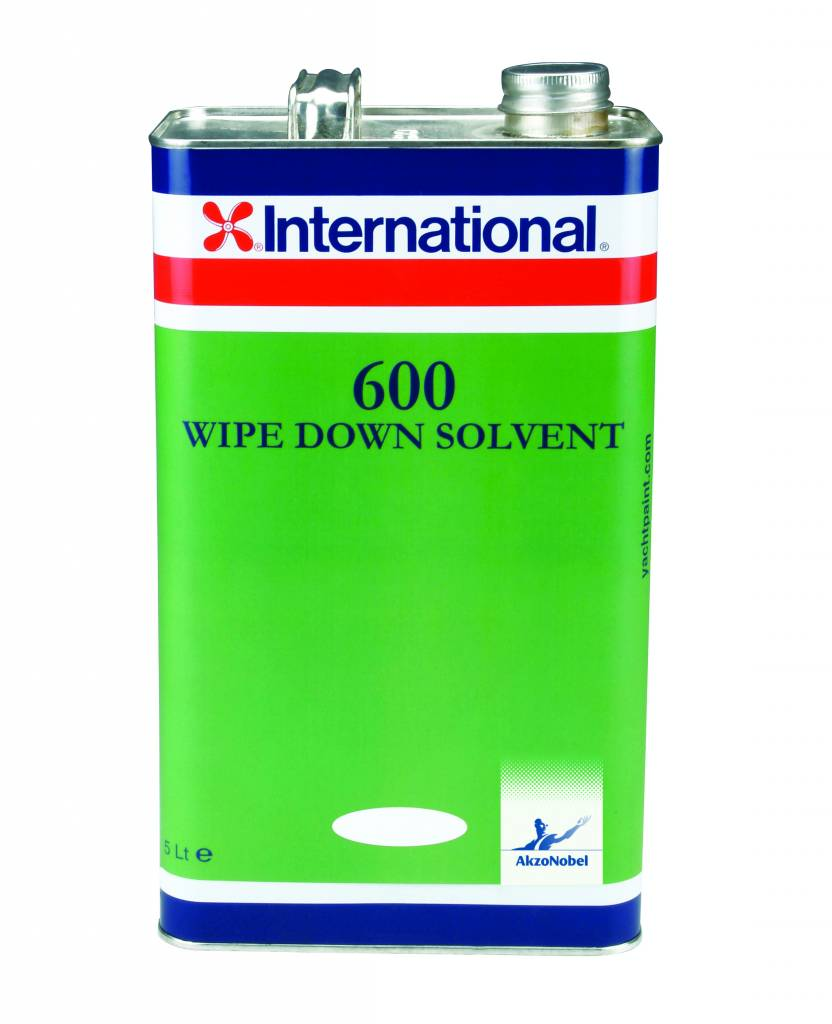 International M600 wipe down solvent  5ltr