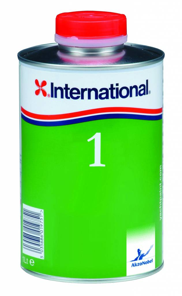 International Verdunning nr1 tbv 1komp alkyd 1ltr