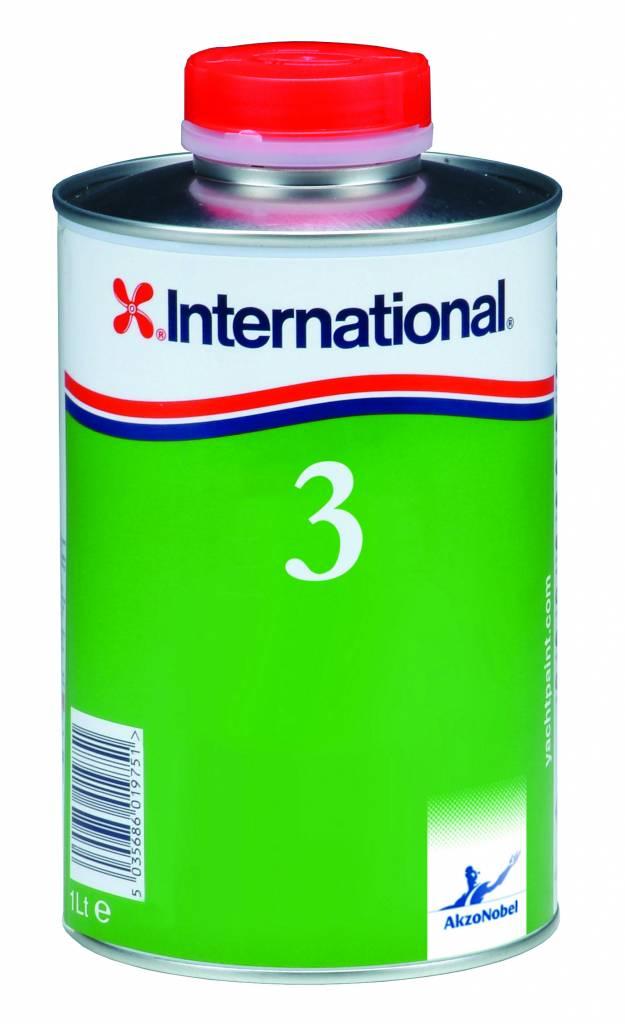 International Verdunning nr 3 tbv antifouling 1ltr
