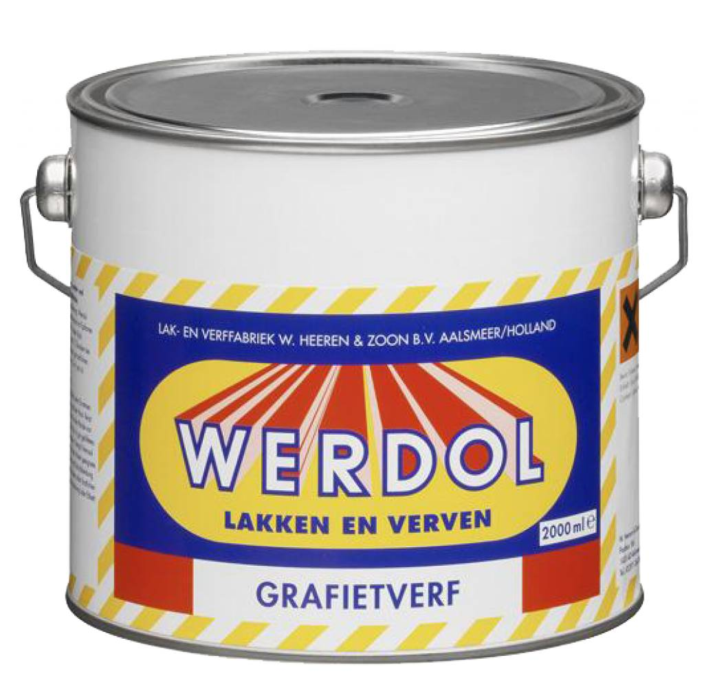 Werdol Grafietverf