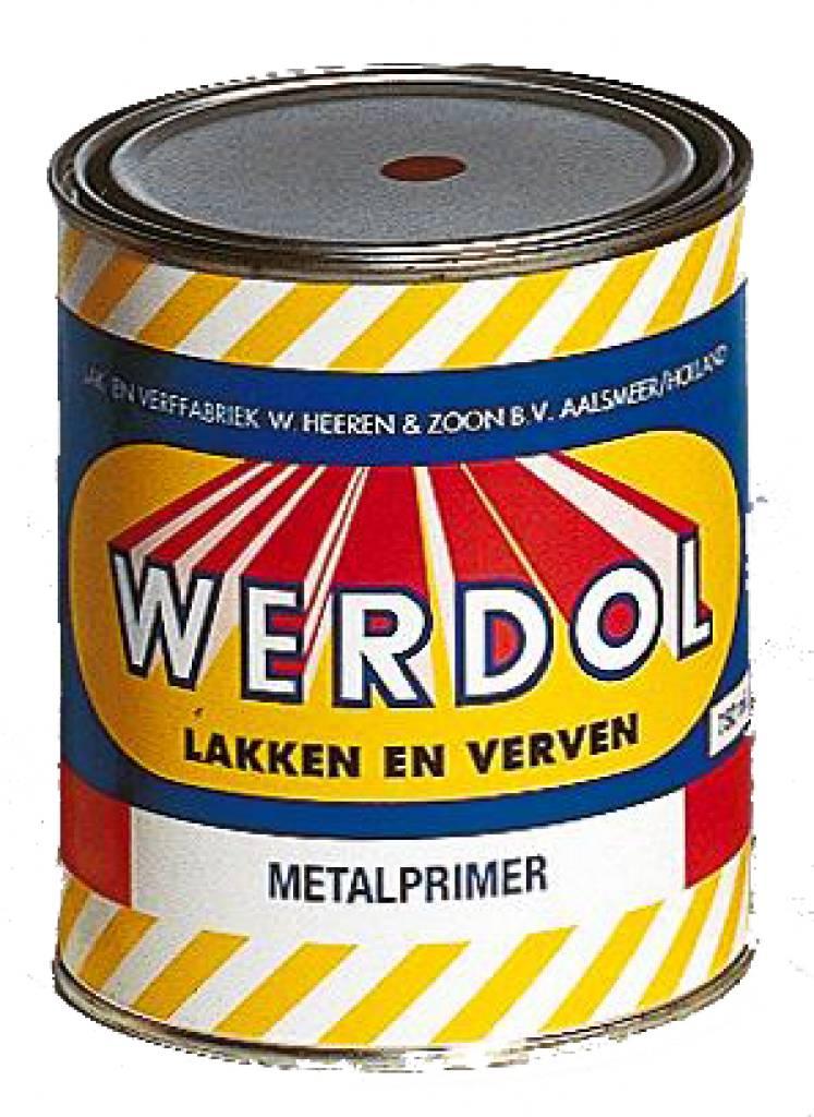Werdol Metaalprimer