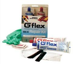 West System 655-k G-Flex Repairkit verdikte epoxy lijm