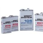 West System 105 C Pack 30kg 205/206 harder