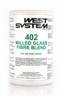 West System 402 Milled Glass Fibre Blend Speciale mix voor polyester reparaties