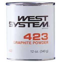 West System 423 Grafietpoeder 200gr