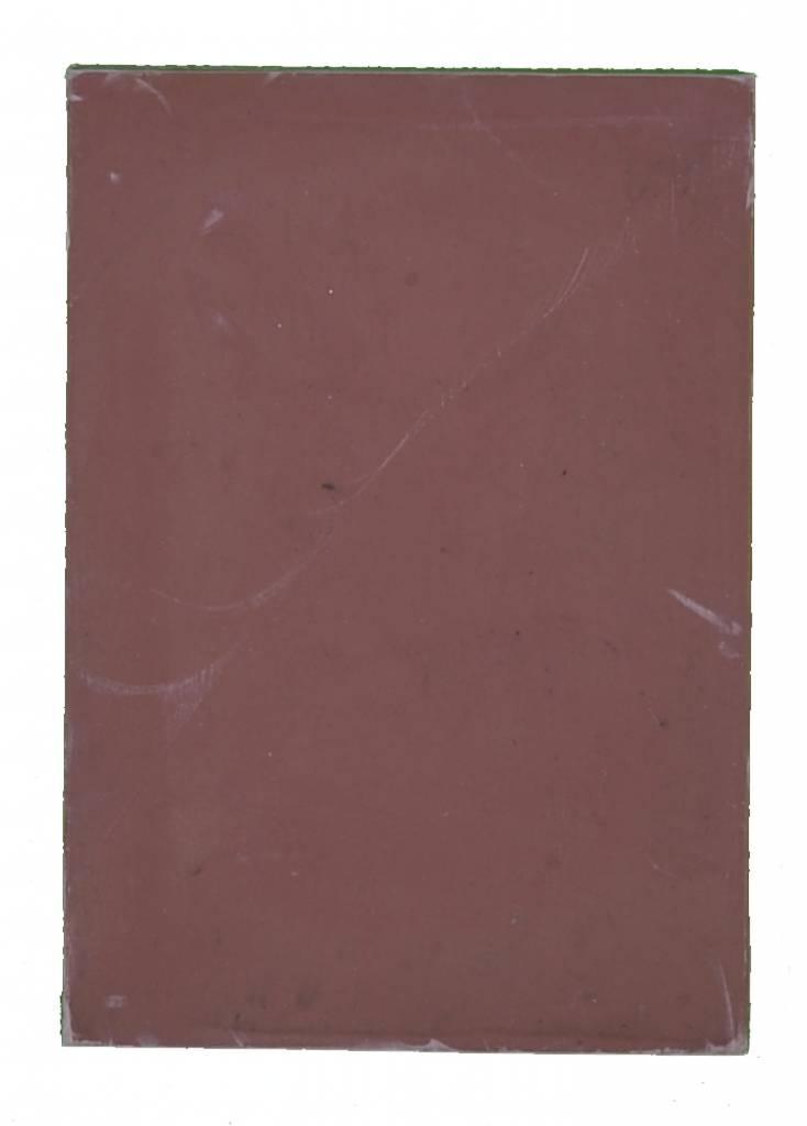 Plamuurrubber rood