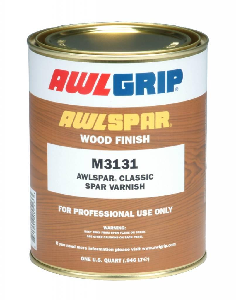 Awlgrip Awlspar varnish 1 quart 0.95ltr M3131