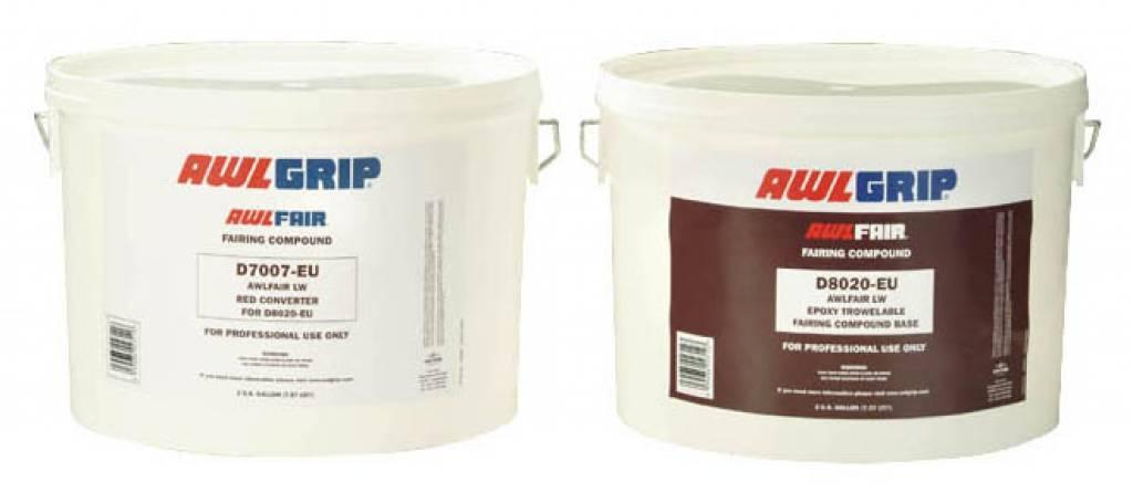 Awlgrip epoxy plamuur grof EUP set 15/100/370ltr D8020 + D7007