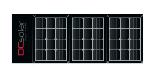 Opvouwbaar zonnepaneel