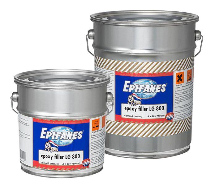 Epifanes Epoxy Filler LG 800 7.5ltr