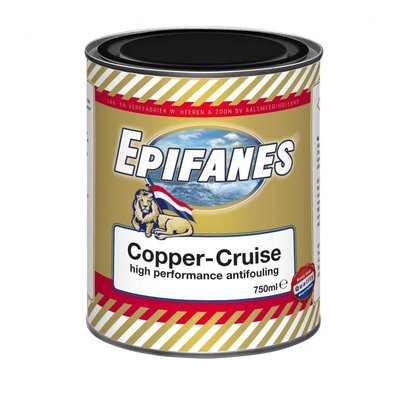 Epifanes Copper Cruise antifouling 750ml/2.5ltr/5l