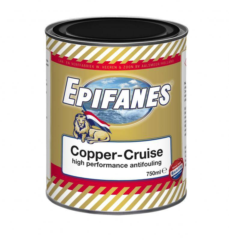 Epifanes Copper Cruise antifouling 750ml/2.5ltr/5ltr