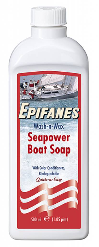 Epifanes Seapower Wash-N-Wax Boatsoap