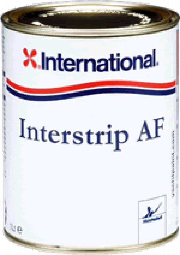 International Antifouling verwijderen Interstrip