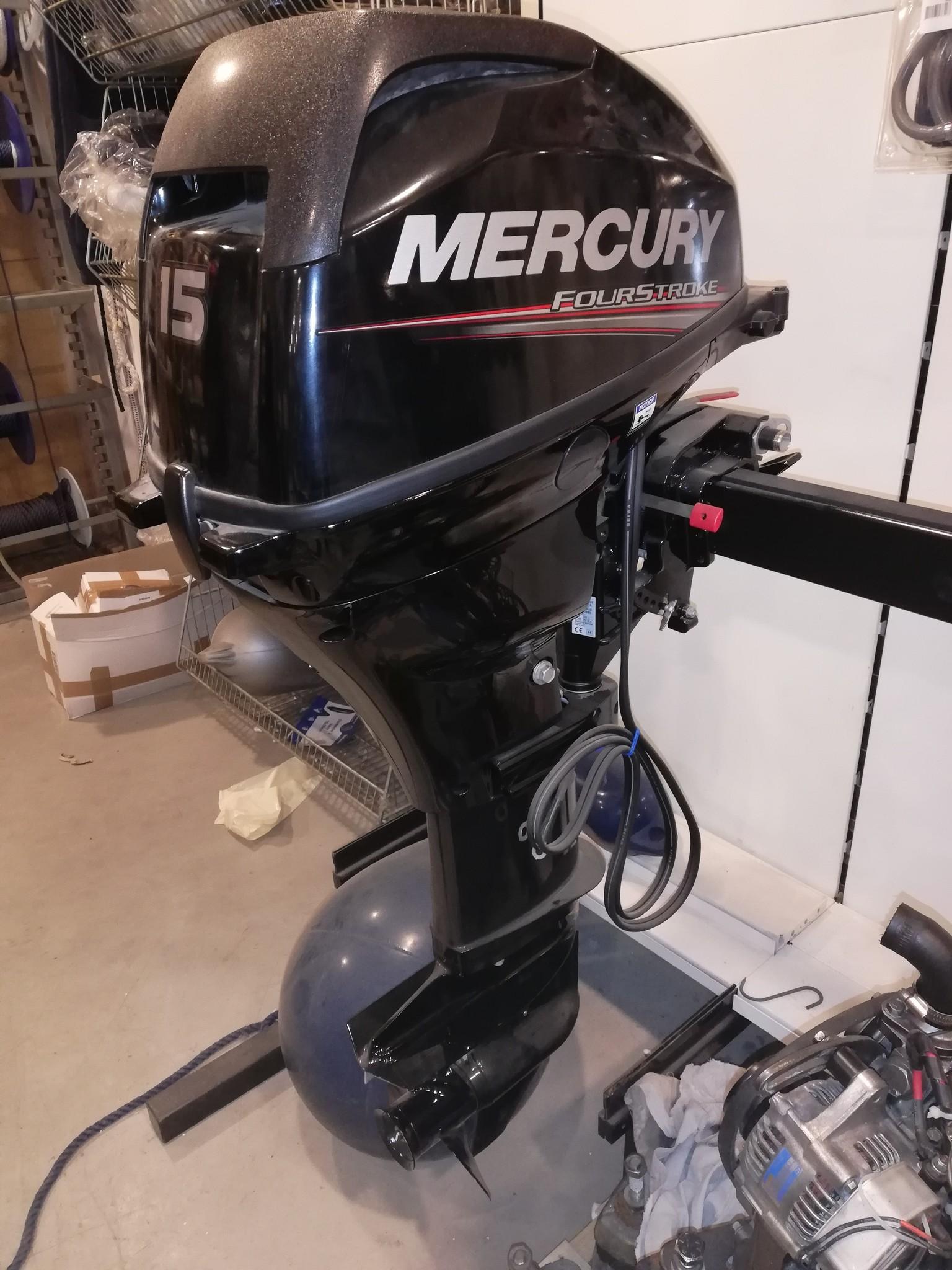 Mercury F15EL