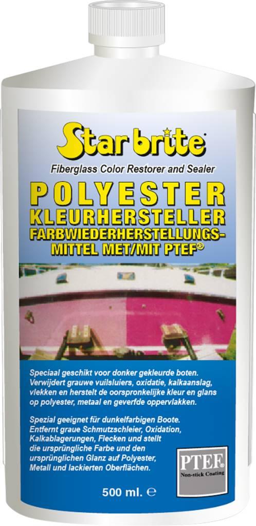 Starbrite POLYESTER KLEURHERSTELLER MET PTEF® 500ml