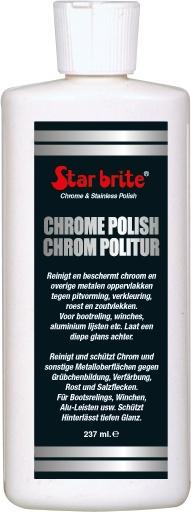 Starbrite CHROME & STAINLESS POLISH