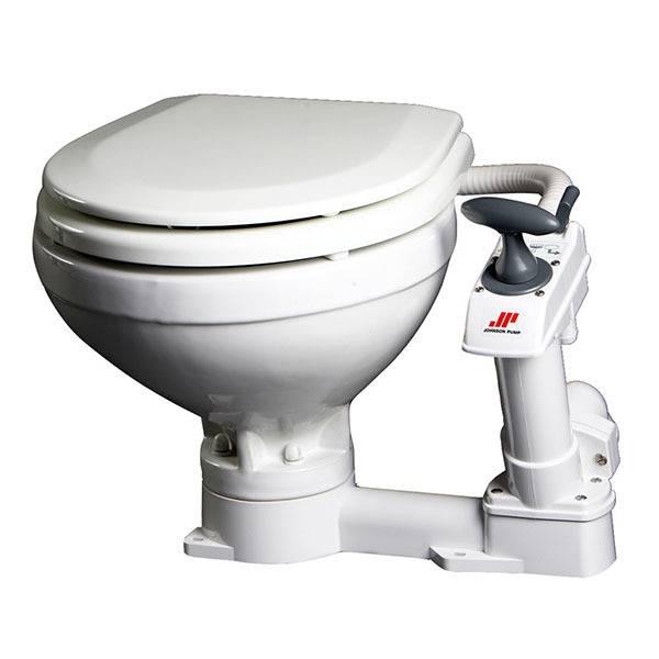 Johnson Compact toilet