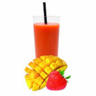Fresh Fruit Express Verse Smoothies Paradise Smoothie Fruitmix mango-aardbeien 150 g