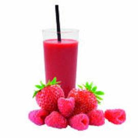 Fresh Fruit Express Verse Smoothies Sunset Smoothie Fruitmix frambozen-aardbeien