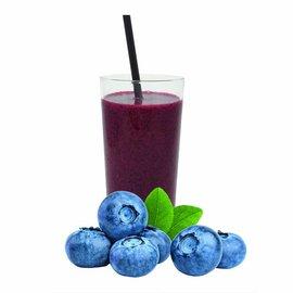 Fresh Fruit Express Verse Smoothies Blueberry Smoothie Fruitmix bosbessen