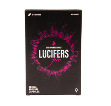 Lucifers Fire capsules