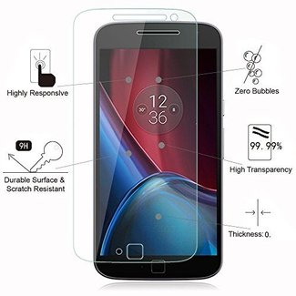 Tempered Glass Screen Protector Moto Z Play