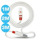 Premium Flat USB Cable for IPhone 5/6/7