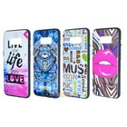 3D Fashion Silicone  Case Ascend P10
